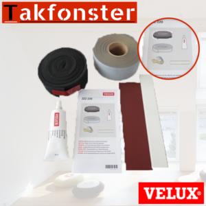 Image du kit d'entretien VELUX de chez Takfonstrer.fr