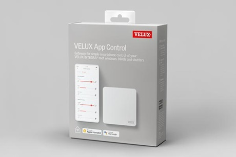 Passerelle Velux App Control