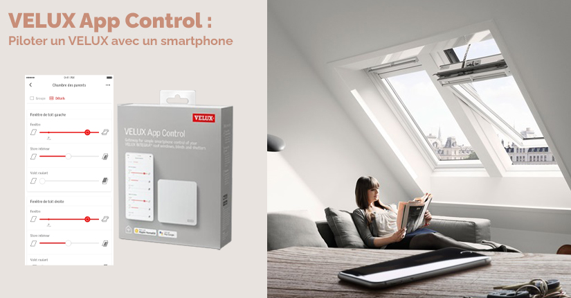 Velux App Control